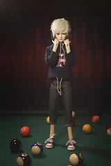 (Jane Kolyadintseva) Tags: doll spirit illusion billiards bjd