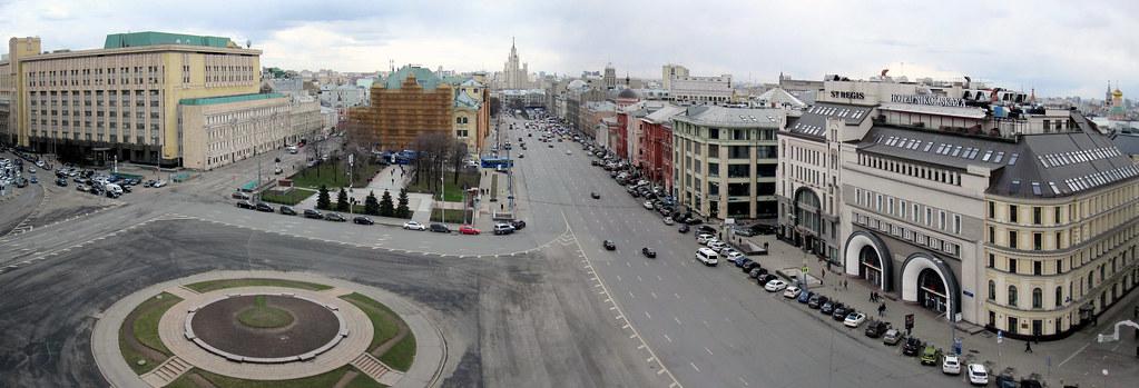 фото: Лубянская площадь / Lubyanskaya square