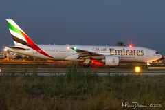 Emirates Boeing B772LR 'A6-EWC' LMML (Melvin Debono) Tags: emirates boeing melvin debono lmml b772lr a6ewc