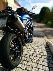Speed Triple (Dirk Gently) Tags: motorbike triumph motorcylce motorrad speedtriple