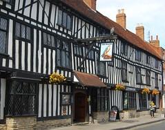 The Falcon - Stratford-upon-Avon (mademoisellelapiquante) Tags: uk england architecture tudor warwickshire stratforduponavon midlands