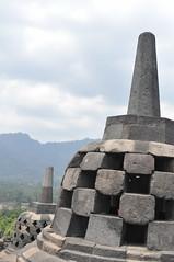 Jogja 1287 (raqib) Tags: architecture indonesia temple java shrine buddha stupa buddhist relief jogja yogyakarta yogya buddhisttemple borobudur basrelief magelang candi javanese mahayana buddhistmonastery borobudurtemple djogdja sailendra djogdjakarta
