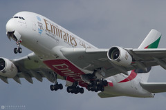 First Emirates Airbus A380 At Brussels Airport  Brussels Airport (BRU EBBR)  55  Copyright  2015 Ivan Coninx Photography (Ivan Coninx Photography) Tags: photography aviation emirates airbus a380 takeoff spotting bru ebbr brusselsairport airbusa380 spotter luchtvaart aviationphotography airbusa380861 a380861 a6eev ivanconinx ivanconinxphotography ek184