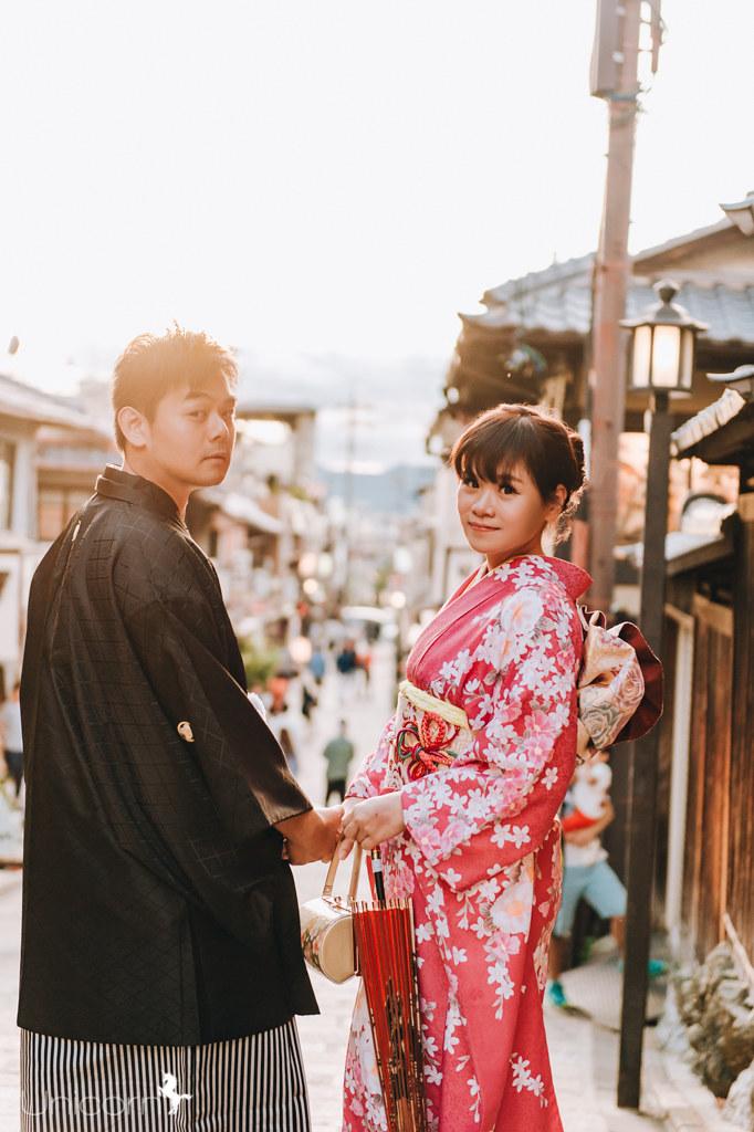 《京都婚紗》品翰 & 怡文 / 京都 Kyoto