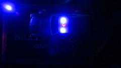 Corgi Toys Buick (Century) Regal Police Car No. 416 Converted Into A Futuristic Sci-Fi Hover Car : Diorama A Hover Police Car City Scene - 4 Of 98 (Kelvin64) Tags: city car century toys buick corgi no police scene scifi converted futuristic regal diorama hover 416 a into