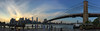 New York (lucaban87) Tags: city nyc bridge sunset usa ny newyork apple brooklyn america canon town big brooklynbridge bigapple iphone statiuniti newyorksunset nysusnet