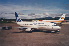 Copa Airlines Boeing 737-219/Adv HP-1288 (Kambui) Tags: flugzeuge avions airplanes aviones avies aeroplani   airplane kambui copaairlines boeing737219adv hp1288