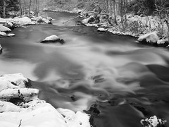 Tervajoki river (tomi.korhonen) Tags: fuji x10 ndfilter
