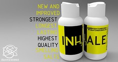 We're excited to introduce our new and improved INHALE Smelling Salt bottles. Check them out now at our website (link in the bio). #squatsandscience #squats #bench #deadlift #powerlifting #usapl #usaw #crossfit #cleanandjerk #snatch #weightlifting #inh3le (squatsandscience) Tags: new our bench out check bottles salt bio excited website link were them weightlifting now improved deadlift introduce snatch powerlifting inhale smelling squats crossfit smellingsalts cleanandjerk usaw usapl inh3le squatsandscience nosetork