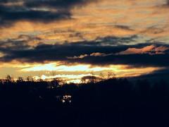 Dawn of Fury (Apollo51x) Tags: light sunset sky sun storm weather skyline clouds composition sunrise canon skyscape landscape solar movement skies spectrum gamma atmosphere ciel nuage cloudscape specter skysolar jasminhudon