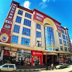 ...Hassan mall in RAs elbar city...Egypt (Yasser Metwally) Tags: clouds mall hassan  damietta raselbar    yassermetwallycom egmyassermetwallycom