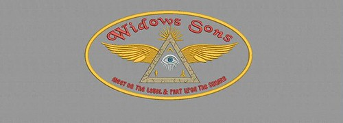 Widows Sons - embroidery digitizing by Indian Digitizer - IndianDigitizer.com #machineembroiderydesigns #indiandigitizer #flatrate #embroiderydigitizing #embroiderydigitizer #digitizingembroidery http://ift.tt/1Z6XKEQ