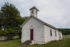 Henderson Chapel AME Church (Back Road Photography (Kevin W. Jerrell)) Tags: churches historic backroadphotography christian rutledgetennessee graingercounty faith nikond60 daysgoneby abandoned ruralchurches countrychurches countrylife