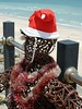 One More Look at Ty Manning's Great Work (mikecogh) Tags: somertonpark sculpture metal hat christmas esplanade foreshore lei decoration tymanning