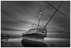 Shipwrecked (Thundercatss) Tags: jordan jordanharbourshipwreck ontario ontarioyourstodiscover nikon nikond610 boats toronto mississauga