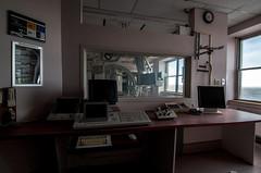 Old X-ray machine (Moonshine Whiskey) Tags: abandoned urbex decay hospital abandonedhospital forgotten