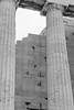 Athens-50 (Davey6585) Tags: travel wanderlust europe greece athens canon canont2i canonphotography acropolis akropolis acropolishill parthenon ruins greenruins ancientgreece ancient architecture blackandwhite bw blackwhite