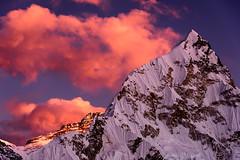 Nuptse (grzes_fajny21) Tags: nepal nuptse