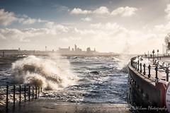 New Brighton. Jan 2017-240 (revpdwilson) Tags: cheshire newbrighton nikon28300mmvr nikond750 seaside wallasey winter wirral landscape naturallight