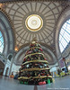 GOPR1044 (mswphoto44) Tags: grand concourse terminal station southern railway railroad chattanooga choo train christmas tree