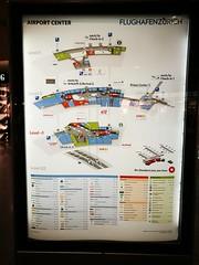 Airport Center information (A. Wee) Tags: zurich switzerland 苏黎世 瑞士 zrh airport 机场