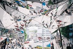 Tokyu Plaza Omotesando Harajuku (Dick Thomas Johnson) Tags: japan tokyo harajuku 日本 東京 shibuya 渋谷 原宿 東急プラザ表参道原宿 東急プラザ tokyuplaza tokyuplazaomotesandoharajuku 東急 tokyu
