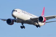G-VYUM Virgin Atlantic Airways Boeing 787-9 Dreamliner (amisbk196) Tags: unitedkingdom aircraft importedkeywordtags amis flickr heathrow 2016 places uk aviation gvyum virginatlanticairways boeing 7879 dreamliner