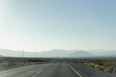 The bumpy road (Claude-Olivier Marti) Tags: usa unitedstates ontheroad road bumpy bumpyroad deathvalley california