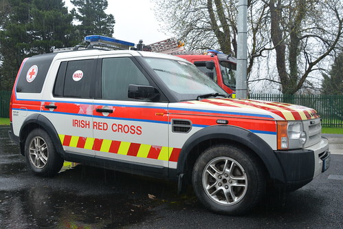 846a0b2bbb Irish Red Cross 2005 Landrover Discovery 3TD V6 Primo CW RRV 05WX6744
