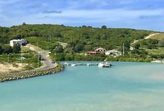 St John's Harbor, Antigua, Caribbean