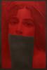 Stille (simone geraci) Tags: simonegeraci stille rot red rosso portrait women silence oil oilpainting art contemporaryart artist kunst kunstler ardesia lavagna youngartist artcollector