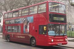 National Express West Midlands Transbus Trident 2/Transbus ALX400 4431 (BJ03 ETZ) (Pensnett) (john-s-91) Tags: nationalexpresswestmidlands transbustrident2 transbusalx400 4431 bj03etz birmingham route120e sing