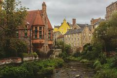 Dean's Village (Sofia Podestà) Tags: deans village edinburgh countryside country travel landscape dreamy dreamscape scotland sofia podestà sofiapodestà outdoor