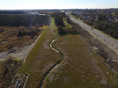 RelocatedStreamtoEastofBayviewAvenueAfterPhoto (YorkRegionGovt) Tags: bayview avenue construction york region