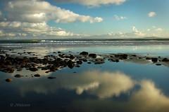 Low Tide Pools 1-12-17 (VenturaMermaid) Tags: landscape scenic beach lowtide tidepool reflection cloud sky ocean water surf tide ventura venturacounty california southerncalifornia
