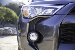 Shiny! (chrislandyramirez) Tags: toyota 4runner austin texas suv off road adventure tree headlights lights grill