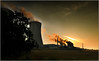 Tomorrow I have to be there! (piontrhouseselski) Tags: cz moravia npp dukovany energy industrial sunrise