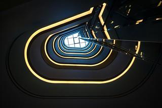 Elevator through the light (explored)