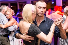 Elina and Antonio, Tango Factory, Brussels, August 2016