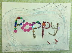 Poppy Name Craft - 03-02-17 (7)
