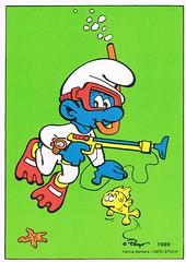 CCF20141013_00054 (JustynaJustys) Tags: smurfs smerfy cartoons bajki