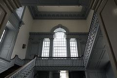 Staircase Independence Hall (Hubert Streng) Tags: philly philedephia constitution history historical staircase