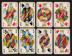 Playing Cards (Chris Protopapas) Tags: cards poker bridge whist dame roi valet king queen jack hearts spades clubs diamonds belgium
