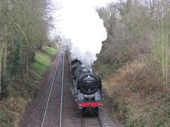 70013 (JI60009) Tags: greatcentralrailway gcr winter steam gala 70013 oliver cromwell britannia 7mt class