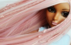 (sailorb1959) Tags: moxie teenz bijou mga mgae doll inset eyes glass wig pink hair aa mother wave 2 dolls handmade