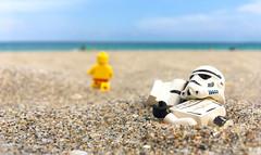 TGIF! (thereeljames) Tags: lego starwars legostarwars stormtrooper beach florida weekend tgif fun fridayfunday toys toyphotography legophotography legopics legos toy toyphotographers