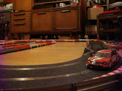 Scalextric - Winter 2017 Layout (Andy Reeve-Smith) Tags: dodge viper opel vectra gts dodgeviper opelvectragts gm generalmotors chrysler scalextric slotcar slotcarracing slotcars model