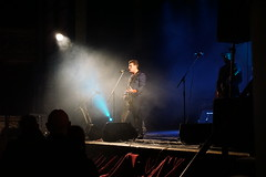 Roddy Radition (The Specials)  and the Skabilly Rebels, Morecambe Winter Gardens (Gidzy) Tags: skinhead oi music spiritof69 reggae bootsnbraces dms docs twotone skins punks mods suedehead moody atmospheric smokey liivemusic stage british english morecambe lancashire wintergardens lancaster theatre historic old
