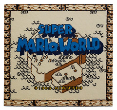 Super Mario World (beta) (2010) (perfhager) Tags: perfhager steneprojects contemporaryart gaming craft needlepoint embroidery handmade 刺繍 ゲーム 美術 現代美術 クラフト ハンドメイド アート