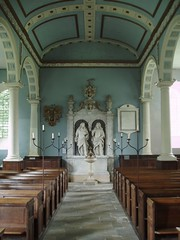 All Saints, Honington (Aidan McRae Thomson) Tags: church interior baroque warwickshire honington